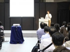 (株)菜インテリアスタイリング 代表取締役/デザイナー 尾田 恵 at JAPANTEX2016セミナー