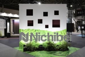 ニチベイブース(JAPANTEX2016)